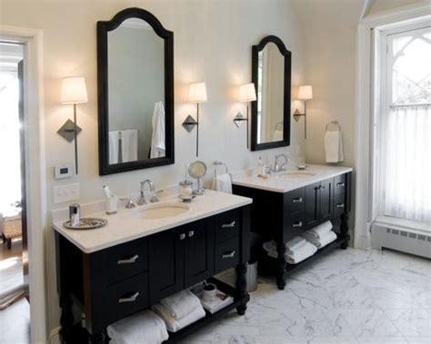 How To Separate Bathroom Vanity From Master Bedroom by Two Vanities Houzz