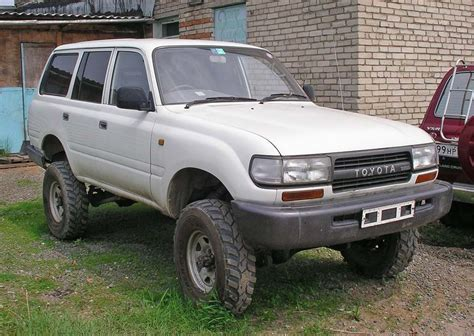 1992 Toyota Land Cruiser 1992 Toyota Land Cruiser Pictures