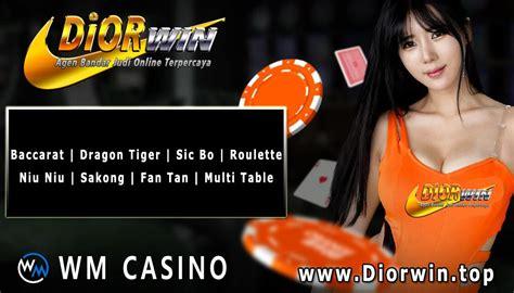 wm casino agen casino   casino terlengkap  indonesia diorgroup poker