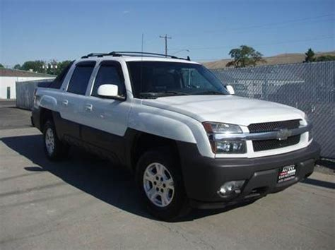 uac 174 chevy avalanche 2003 2004 a c compressor used 2006 chevrolet avalanche for sale in washington carsforsale com