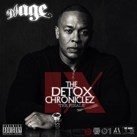 Detox 2 Dr Dre by Dj Age Dj Age Presents Dr Dre The Detox Chroniclez Vol 9