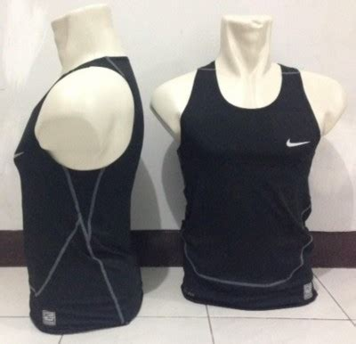 Kaos Nike I Just Can T Bahan Combed 30 S singlet hitam nike pro combat dri fit tara healthy shop