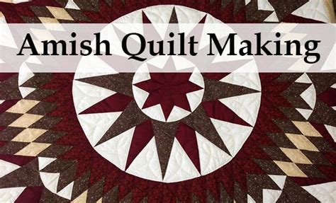amish quilt timber to table