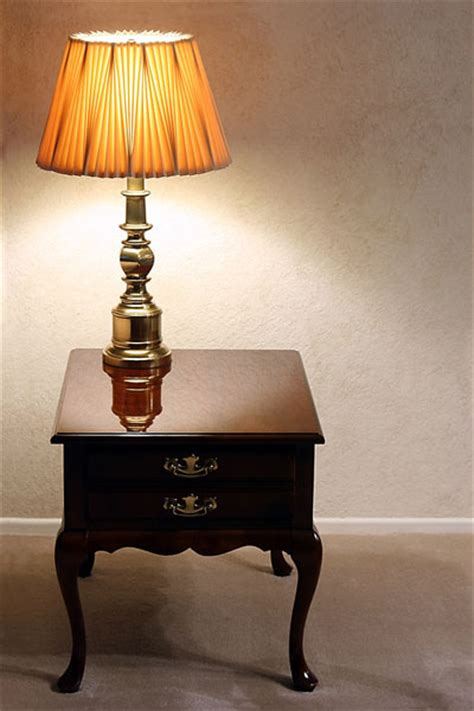 Livingroom End Tables table lamp photograph table lamp photo