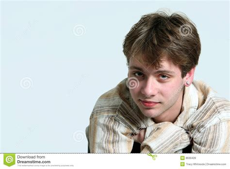 cute teen boy stock photos pictures royalty free cute cute caucasian teen boy with earring stock photo image
