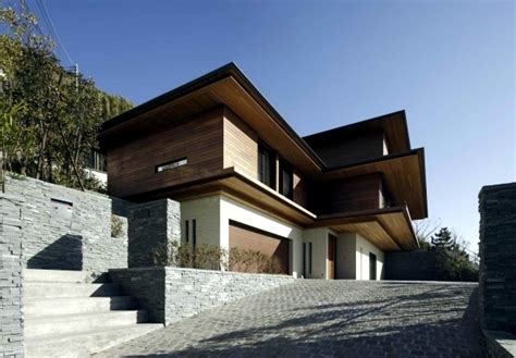 building a house on a slope the meet build house on a hillside special requirements of the hillside interior design ideas