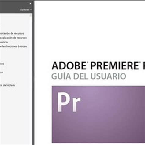 Adobe Premiere Pro Manual | descargar manual adobe premiere pro cs3 espa 241 ol nestavista