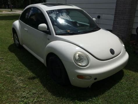 car owners manuals for sale 2000 volkswagen new beetle parking system sell used 2000 volkswagen beetle 2 0 l motor manual trans in saint johns michigan united states