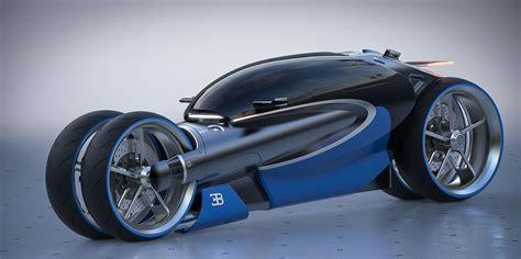 bugatti bike bugatti type 100m bike concept enclosed trikes