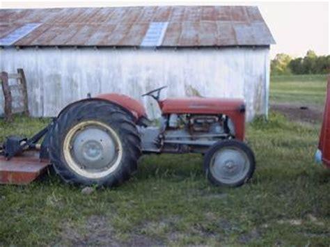 1952 Ferguson To 30 Tractorshed Com