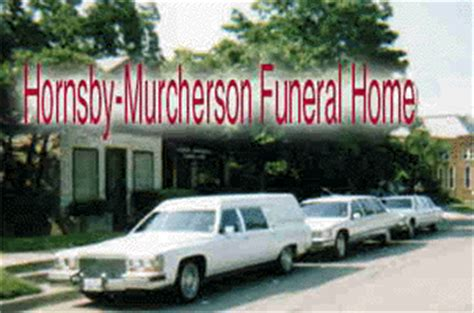 hornsby murcherson funeral home temple tx legacy