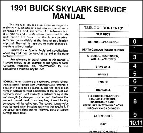 buick century 2000 owners manual download 2000 buick century repair manual free pdf download