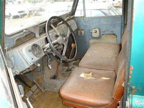 1969 nissan patrol interior 1969 nissan patrol for sale in camas wa