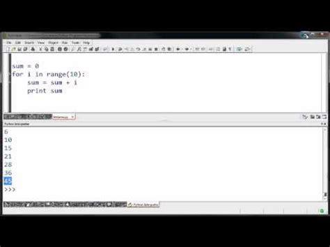 python tutorial xrange python range buzzpls com