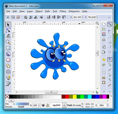 vector graphics tutorial inkscape a tutorial for working with scalable svg graphics