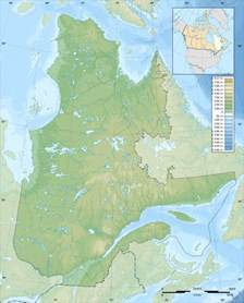 topographical map of canada file province topographic map blank svg wikimedia