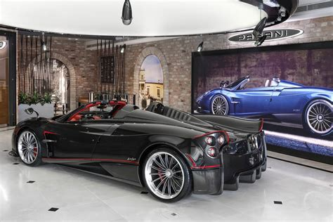 pagani dealership horacio pagani helps open pagani dealership in