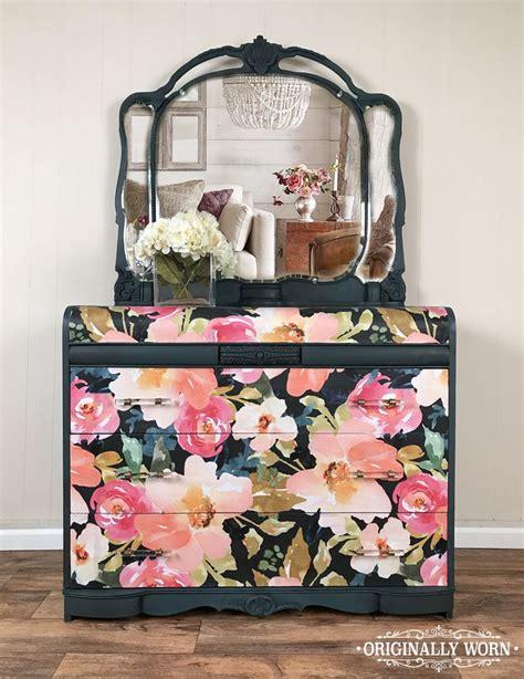 Decoupage Dressers - get 20 decoupage dresser ideas on without