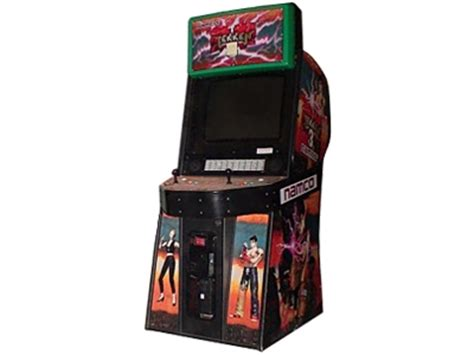 Tekken 3 Arcade Cabinet by Dedicated Namco Fighters Klov Vaps Coin Op Videogame