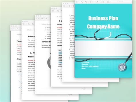 Home Health Care Business Plan Template House Design Plans Home Care Business Plan Template
