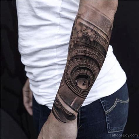 tattoo arm clock clock tattoos tattoo designs tattoo pictures page 14