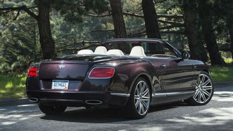 2013 bentley continental gt 2013 bentley continental gt speed convertible review notes