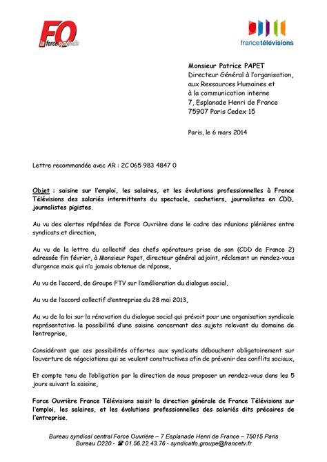 Modification Contrat De Travail Réorganisation by Cdd Ouvri 232 Re T 233 L 233 Visions