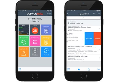 mobile view breaking desktop dependency servicenow s mobile approach