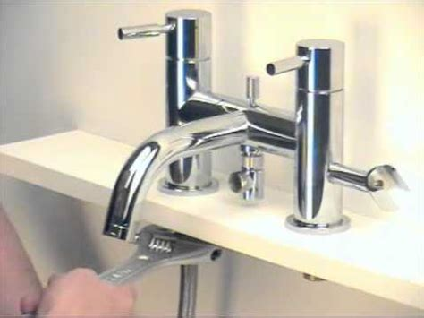 how to install a bath shower mixer tap how to install a bath shower mixer tap bathstore user guide
