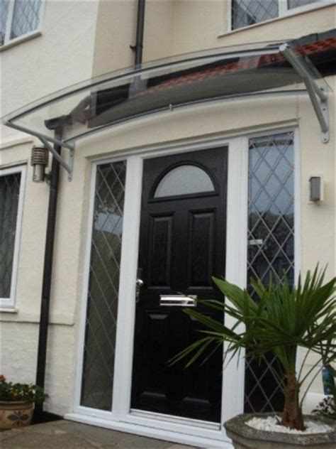 modern front door canopy made to measure contemporary door canopy canopy