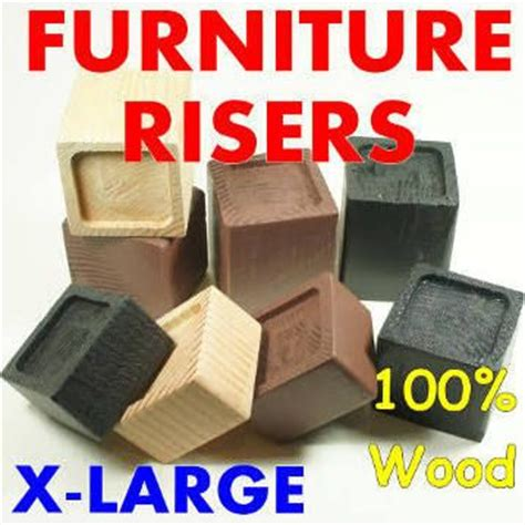 furniture risers for desk bed risers lowes and beds on pinterest