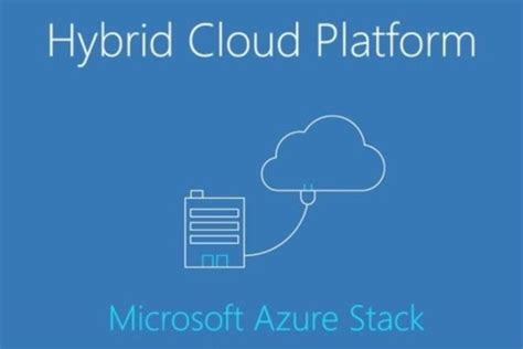 microsoft hybrid cloud unleashed with azure stack and azure books esp it solution providers in europe