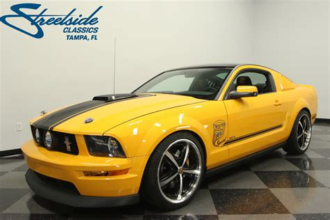 2008 Ford Mustang For Sale by 2008 Ford Mustang Special Ef4 For Sale 75419 Mcg