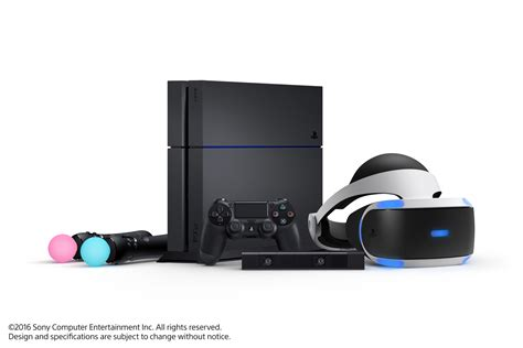 Sony Ps Vr Sony Quot Playstation Vr Potrebbe Prolungare Il Ciclo Vitale Di Ps4 Quot Vg247 It