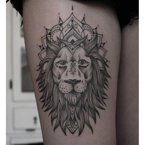 tattoo mandala lion lion mandala ink on instagram tattoo s pinterest