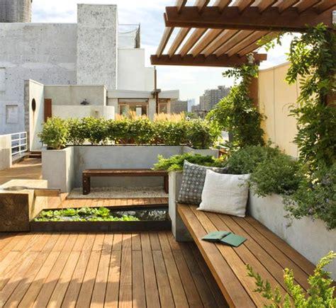 Garden Terrace Terrace Garden Ktrdecor