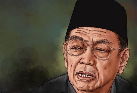 Gus Dur Dalam Obrolan Gus Mus By Kh Husein Muhammad gus dur dalam sebait puisi nu