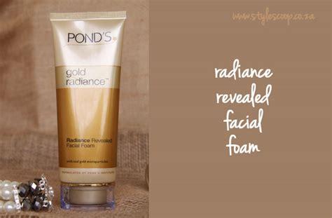 Serum Ponds Gold Radiance pond s gold radiance stylescoop south
