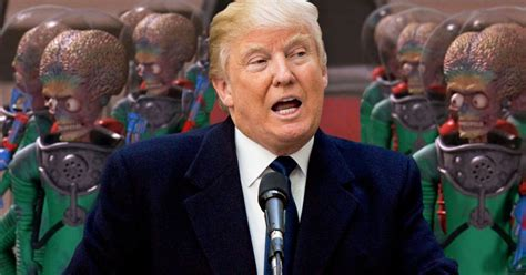 donald trump ufo donald trump would make a great president if aliens