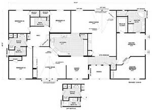 Triple Wide Floor Plans st george 4 bed 3 bath