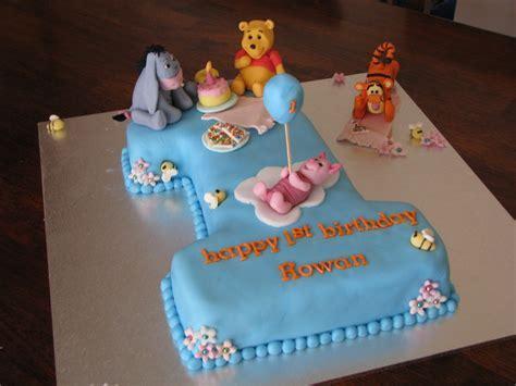 1st Year Birthday Cake   Cake Pictures