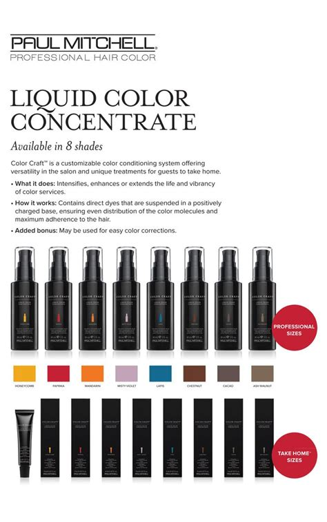 paul mitchell color 25 best ideas about paul mitchell color on