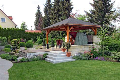 pavillon teich teich und naturpool der gartenbaumeister meisterbetrieb