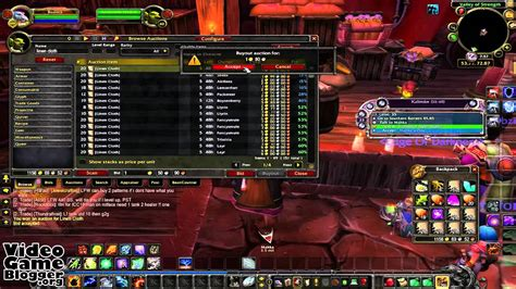 world of warcraft auction house world of warcraft gold making guide gaming the auction house youtube