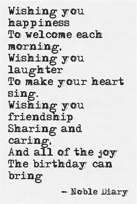 Happy Birthday Quotes For In 52 Best Happy Birthday Poems My Happy Birthday Wishes