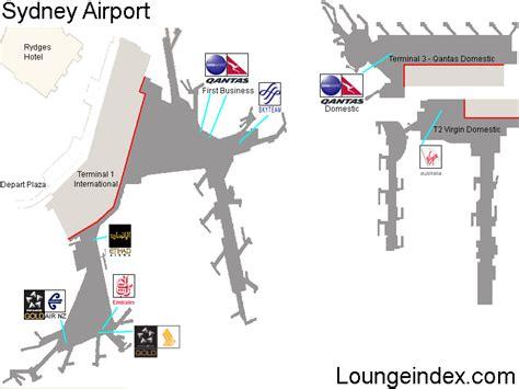 sydney airport diagram sydney airport map laminatoff