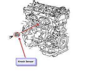 Nissan altima knock sensor location as well 2005 nissan altima