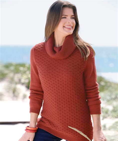 Cowl Neck Sweater cowl neck sweaters baggage clothing
