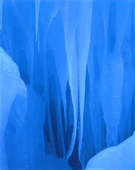 ice blue icicle blue icicles landscapes seascapes more pinterest