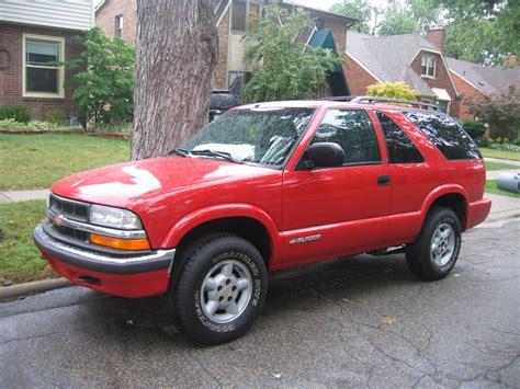 Opel Blazer 2 4 2000 2000 chevrolet blazer pictures information and specs